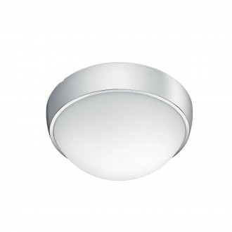 PHILIPS 33044/11/P0 | Waterlily Philips zidna, plafonjere lampa 1x LED 800lm 2700K IP44 krom, belo
